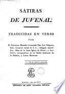Sátiras de Juvenal