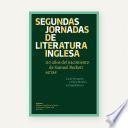 Segundas Jornadas de Literatura Inglesa