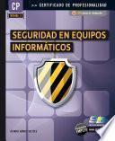 Seguridad en Equipos Informáticos (MF0486_3)