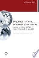 Seguridad nacional, amenazas y respuestas