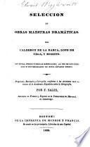 Selección de obras maestras dramáticas