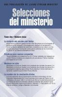 Selecciones del ministerio, t. 2, núm. 12