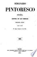 Semanario pintoresco español