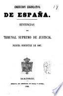 Sentencias del Consejo de Estado