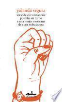Serie de circunstancias posibles en torno a una mujer mexicana de clase trabajadora