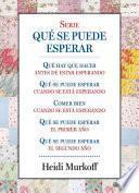 Serie Qué se puede esperar (Pack) (Edición de 2016)