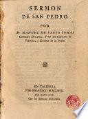 Sermon de San Pedro