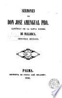Sermones de Don José Amengual, 2