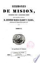 Sermones de misión, 2