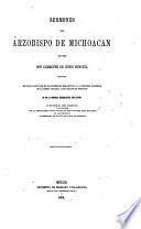 Sermones del arzobispo de Michoacan
