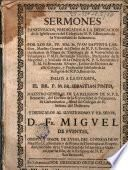 Sermones panegyricos, predicados à la dedicación de la Iglesia nueva del Colegio de N.P.S. Bernardo de la Universidad de Salamanca