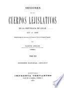 Sesiones de los cuerpos legislativos de la República de Chile, 1811 a 1845. t.l.-37