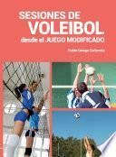 Sesiones de Voleibol desde el juego modificado