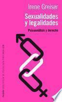 Sexualidades y legalidades