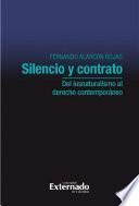 Silencio y contrato: del iusnaturalismo al derecho contemporáneo
