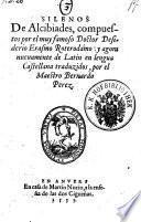 Silenos de Alcibiades