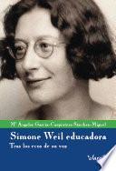 Simone Weil educadora