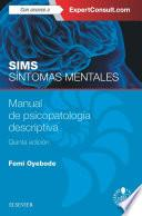 Sims. Sintomas mentales + ExpertConsult