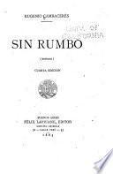 Sin rumbo (estudio).