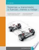 Sistemas de transmisión de fuerzas y trenes de rodaje 2.ª edición