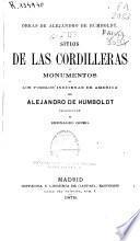 Sitios de las Cordilleras y monumentos de los pueblos indígenas de América