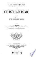 """Las"" festividades del Cristianismo"