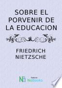 Sobre el porvenir de la educacion
