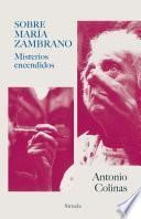 Sobre María Zambrano