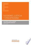 Sociedad, justicia y discapacidad