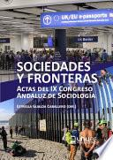 SOCIEDADES Y FRONTERAS