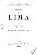 Sociologia de Lima