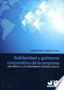 Solidaridad y gobierno corporativo de la empresa