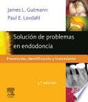 Solución de problemas en endodoncia