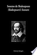 Sonetos de Shakespeare - Espanhol