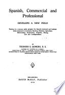 Spanish, Commercial and Professional