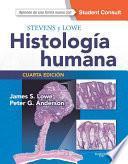 Stevens y Lowe. Histología humana + StudentConsult