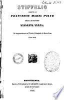 Stiffelio libretto di Francesco Maria Piave
