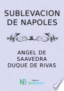 Sublevacion de Napoles