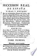 Sucesión real de España