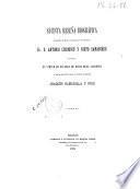 Sucinta reseña biográfica de Antonio Codorniú y Nieto Samaniego
