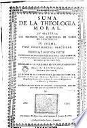 Suma de la theologia moral