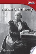 Susan B. Anthony (Spanish Version)