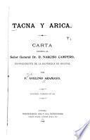 Tacna y Arica