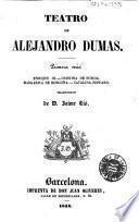Teatro de Alejandro Dumas