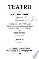 Teatro de Antonio José (o Judeu)