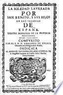 Teatro Monastico De La Provincia Bacharense