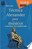Técnica Alexander para músicos
