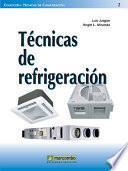 Técnicas de Refrigeración
