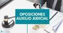 TEMARIO AUXILIO JUDICIAL, ACCESO LIBRE (ACTUALIZADO) PREPARA LA OPOSICIÓN POR LIBRE