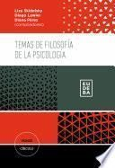 Temas de filosofía de la psicología